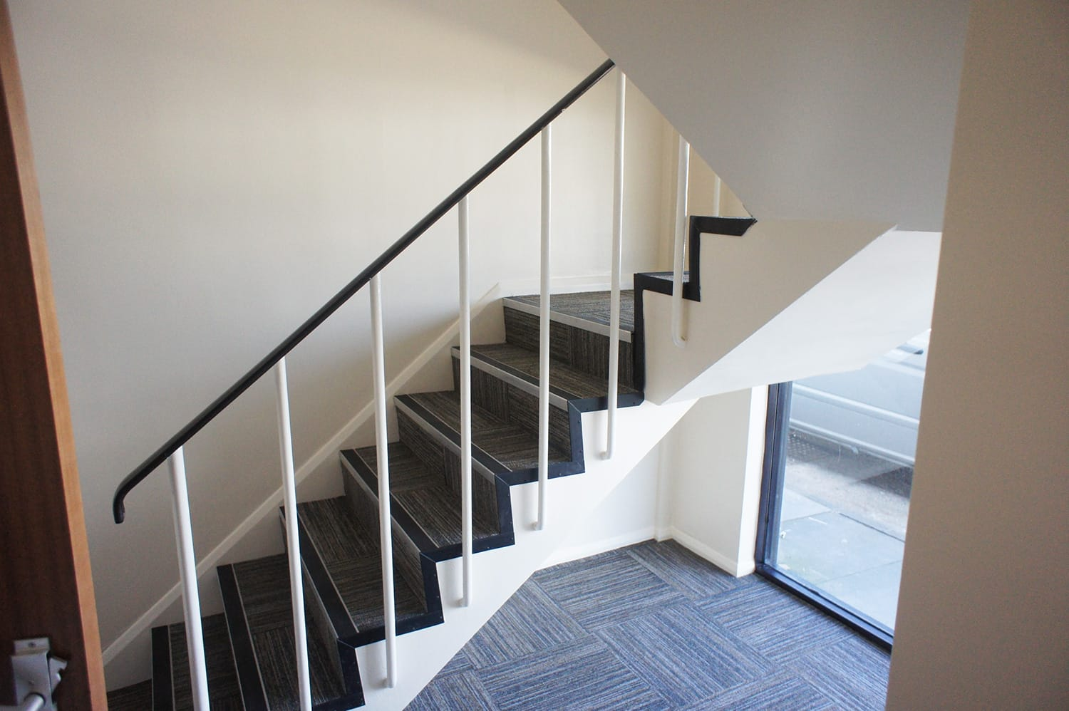 Stairwell Fit Out