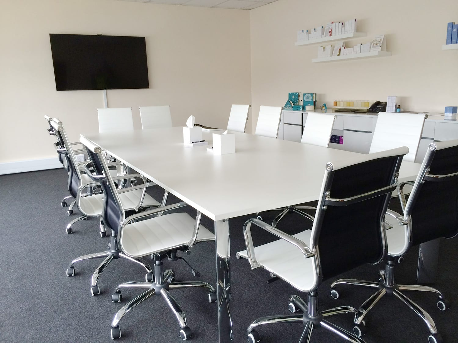 Workspace Fit Out Services