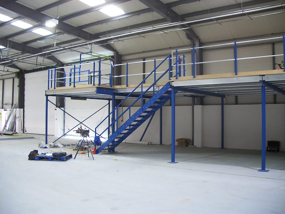 Warehouse Fit Out Contractors