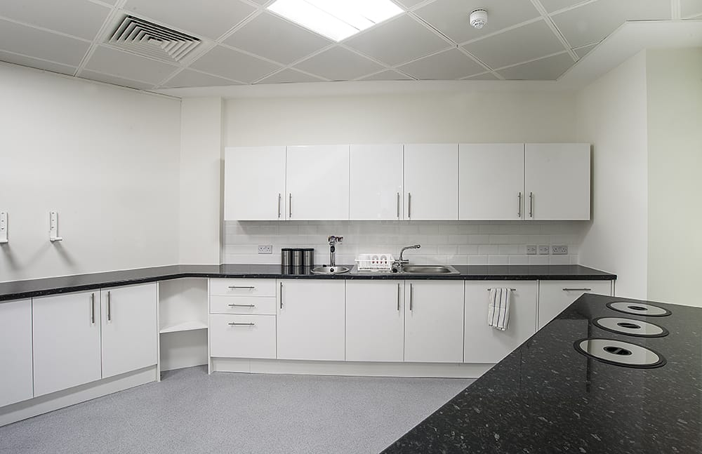 Full Office Fit Out Service