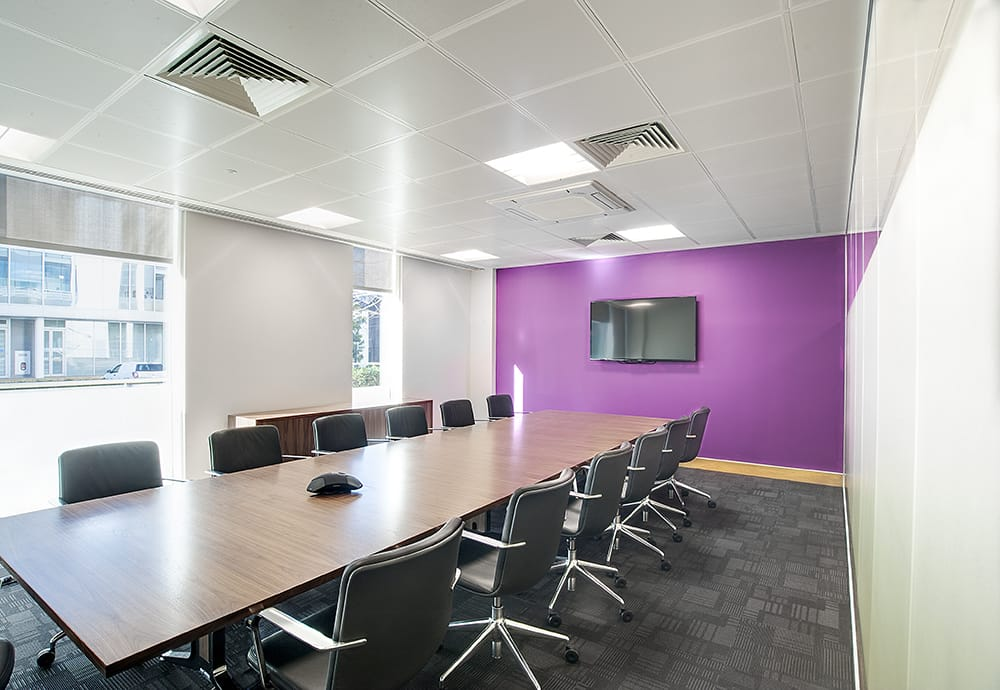 DLG Fit Out Case Study