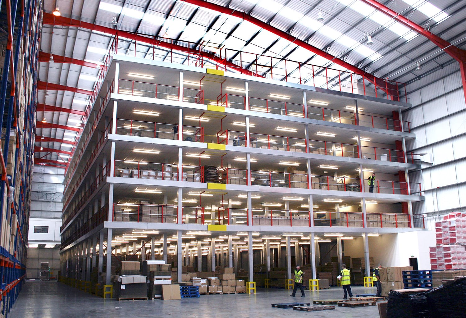 Complete Warehouse Fitting Solutions