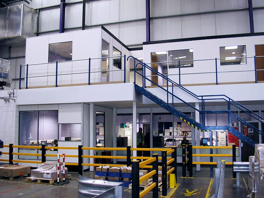 Warehouse Fit Outs